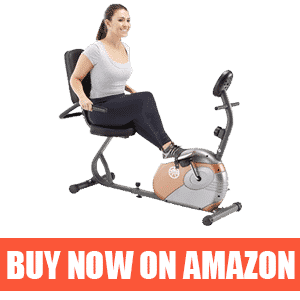 Marcy ME 709 – Best Recumbent Bike