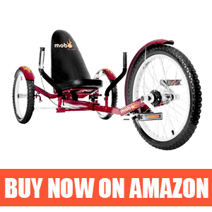 Mobo Triton 3-Wheel Bike – Best Recumbent Road Bike
