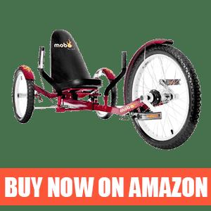 Mobo Triton 3-Wheel Bike – Best Recumbent Road Bike