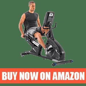 Nautilus R618 - Exercise Bike for Morbidly Obese