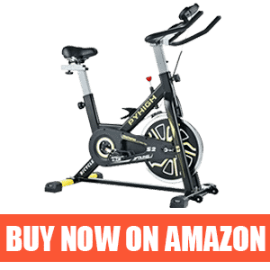 PYHIGH Indoor Exercising Bike - Best Recumbent Exercise Bike Under 500
