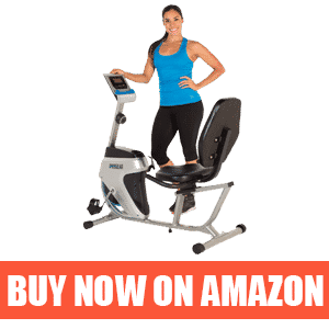 ProGear 555LXT – Small Recumbent Bike
