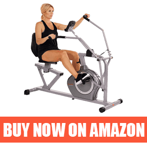 Sunny Health & Fitness SF-RB4708 – Indoor Recumbent Bike​