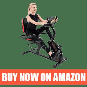 Vanswe Recumbent Bike - Best Recumbent Exercise Bike for Over 300 lbs