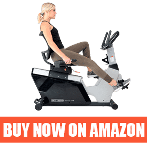 3G Cardio Elite RB - Commercial Grade Recumbent Exercise Bike