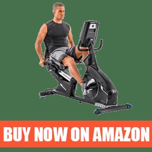 Nautilus Recumbent Bike R618 - Professional Recumbent Exercise Bike