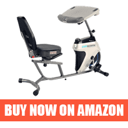 Comfortable Recumbent Exercise Bike