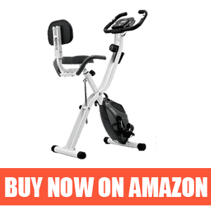 Lanos Folding Recumbent Bike - Best Stationary Recumbent Bike