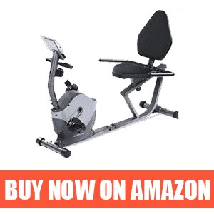 MaxKare Stationary Bike Indoor - Best Indoor Stationary Recumbent Bike