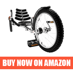 Mobo Shift 3-Wheel - best recumbent bicycle