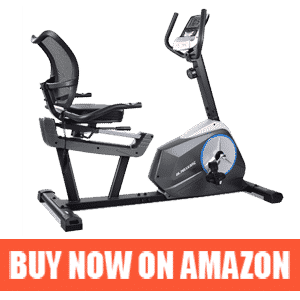 Stationary Cycling Bike 8 Level Resistance