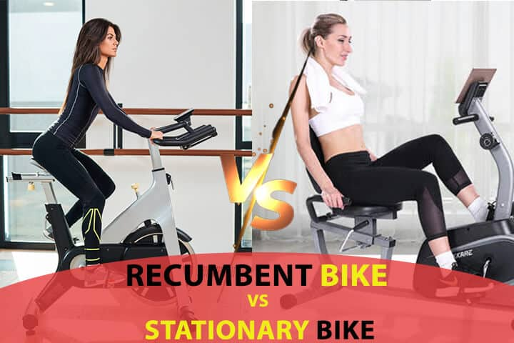 stationary vs recumbent bike