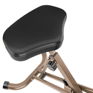 Seat Size in Exerpeutic GOLD