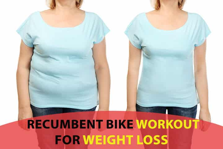 recumbent bike workout for weight loss