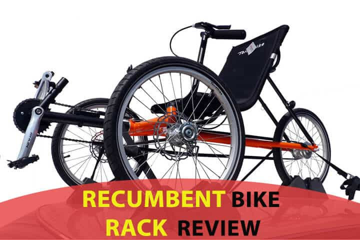 Recumbent Bike Rack and recumbent carriers