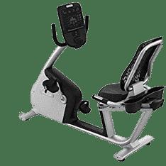 Precor RBK 835 - Pro Recumbent Bike